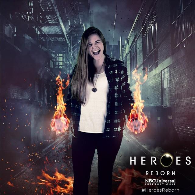 Abbie Smith - Heroes Reborn