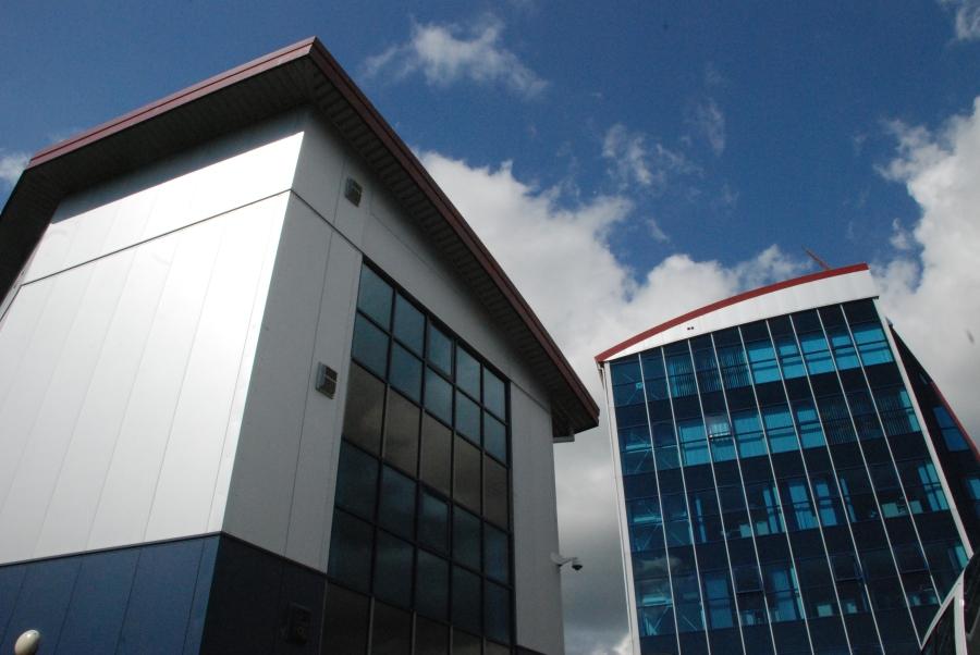 TopCashback building