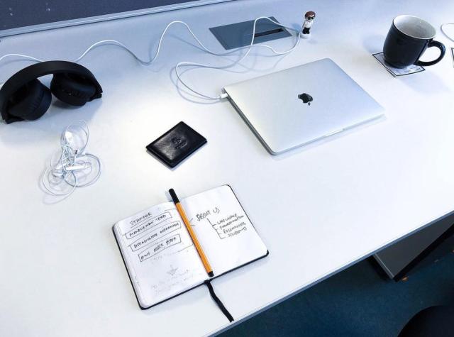 Wolfden Creative Desk