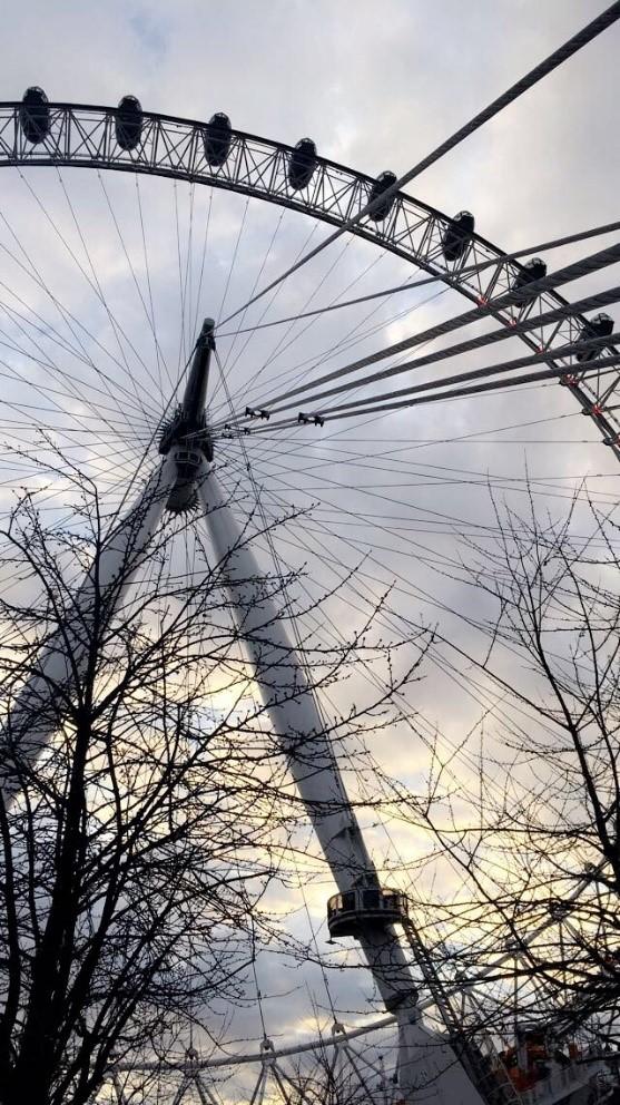 London Eye - Lisa Foote